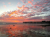 Pismo Beach Sunset VII
