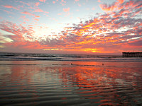 Pismo Beach Sunset VIII